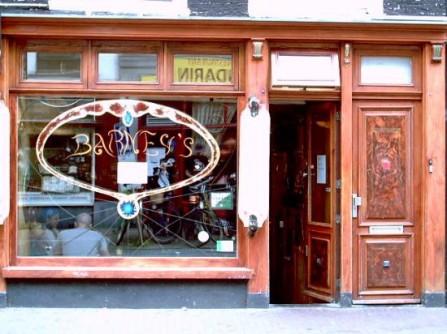 alt barney's coffeeshop
